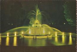 PP935 - POSTAL - MACPHERSON ROBERTSON FOUNTAIN AT NIGHT TIME - MELBOURNE - VICTORIA - Australia