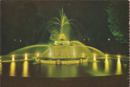 PP935 - POSTAL - MACPHERSON ROBERTSON FOUNTAIN AT NIGHT TIME - MELBOURNE - VICTORIA - Sin Clasificación