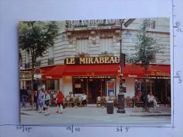 CAFE RESTAURANT  LE MIRABEAU  SPECIALITES AUVERGNATES PARIS 75015 - Caffé