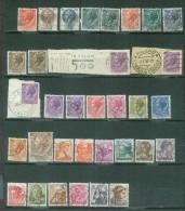 Italie Liquidation Lot 4 Yt 649 à 841 Oblitérés - 6. 1946-.. Repubblica
