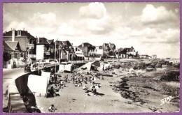 CROIX-DE-VIE - Plage De La Pelle-à-Porteau Panhard Dyna X Découvrable Carte Circulé 1962 - Saint Gilles Croix De Vie