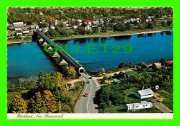 BRIDGES - PONTS - HARTLAND, NB - LONGEST COVERED BRIDGE IN THE WORLD - UNIC - - Ponts