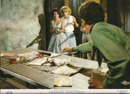 """Lot De 2 Photos Cinema Du Film """"D´ou Viens-tu Johnny?"""" Avec JOHNNY HALLYDAY Et SYLVIE VARTAN - 1963 - Affiches & Posters"""