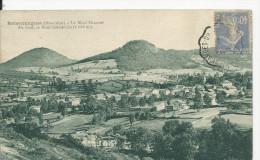 Retournaguet    Avec Le Mont Chauvet - Other Municipalities