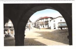 Spain - Comillas - Plaza Y Cuesta Del General Mola - Cantabria (Santander)