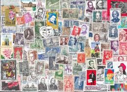 - VRAC - FRANCE  2950 Timbres Tous Différents, à Saisir ! TRES BEAU LOT - Lots & Kiloware (mixtures) - Min. 1000 Stamps