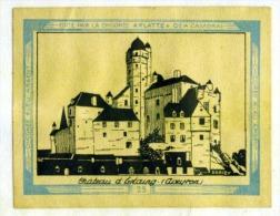 Chicoree Arlatte Illustration Dorizy Chateau D'estaing - Autres