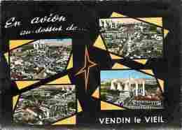 62 - Vendin Le Vieil - Multivues - Editeur La Pie - Voir Scans Recto-Verso - Francia