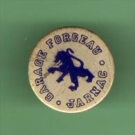 PEUGEOT *** GARAGE FORGEAU JARNAC *** (1023) - Peugeot