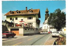 Österreich - A-3222 Annaberg - Pension Hofmayer - Cars - Autos - VW Bulli Bus - Ford - Autriche