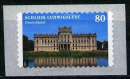 BRD - Michel 3128 R Gestanzt - ** Postfrisch (G) - 80C Schloss Ludwigslust - [7] Federal Republic