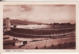 TORINO-TURIN (Italie-Piémonte) Stadio Mussolini-STADE-STADIO-STADIUM-FOOT-FOOTBALL-SPORT-VOIR 2 SCANS - - Stadiums & Sporting Infrastructures