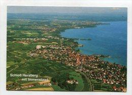 GERMANY - AK 232728 Immenstaad Am Bodensee - St. Josef-Hersberg - Geistliches Haus Der Pallottiner - Otros