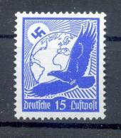 DR-3.Reich LILIENTHAL 531y WAAGERECHTE RIFFELUNG**POSTFRISCH 40EUR (N0024 - Neufs