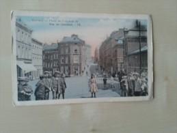 Verviers Place De L'abattoir Et Rue De Stembert  - 79 Carte En Couleur - Verviers
