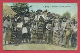 Pamama - A Group Of San Blas Indian -1926 ( Voir Verso ) - Panama