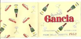 Y-F.LLI GANCIA & C.CANELLI-DEPILANT CONCORSO-VEDI DESCRIZIONE(RARO+++++) - Alcolici