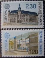 EUROPA CEPT - FRANCIA AÑO 1990 - IVERT Nº 2642/43 - SELLOS NUEVOS (**) SIN FIJASELLOS - 1990