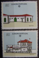 EUROPA CEPT - PORTUGAL AÑO 1990 - IVERT Nº 1800/01 - SELLOS NUEVOS (**) SIN FIJASELLOS - Europa-CEPT