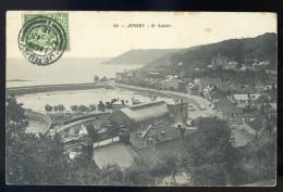 Cpa  Jersey  St Aubin    FRM 10 - Jersey