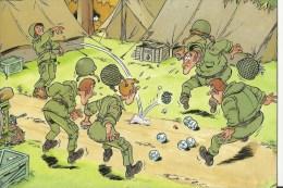 Cpm Humour Militaire - Humor