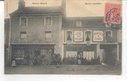 Bouloire, Maison Beslin, Maison Audinot - Bouloire