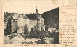 Luxembourg - Clervaux - ** Château De Clairvaux ** - Cpa Précurseur, Voyagée En 1900 - Voir 2 Scans. - Clervaux