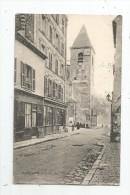 Cp , 92 , PUTEAUX , L'église , Voyagée 1906 - Puteaux