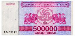 GEORGIA 500000 COUPONS 1994 Pick 51 Unc - Géorgie
