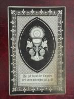 Bidprentje: Joanna Bruyntjens Geboren Te Bassevelde 1787 En  Overleden Te St. Laureins 1883   ( 2 Scans ) - Religion & Esotérisme
