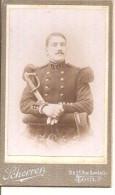 Photo Scherrer Toul - Krieg, Militär