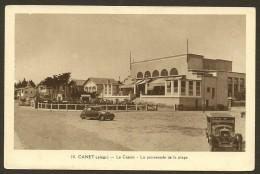 CANET Le Casino La Promenade De La Plage (Narbo) Hérault (34) - Andere Gemeenten