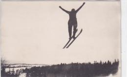 Romania - Brasov - 1927 - Ski-jumping - Winter Sports