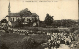 29 - TREZIEN - Commune De Plouarzel - Procession - France