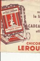 Pub Chicorée Leroux - Etiquettes