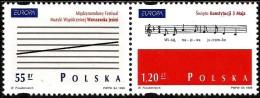 Poland - 1998 - Europa CEPT - National Festivals And Holidays - Mint Stamp Set - Nuovi