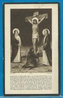 Bidprentje Van Emma Laga - Passendale - Marke - 1866 - 1933 - Images Religieuses