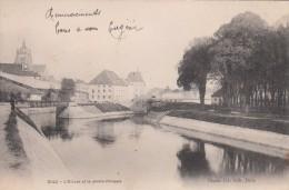 Cp , 39 , DOLE , L'Écluse Et Le Jardin Philippe - Dole