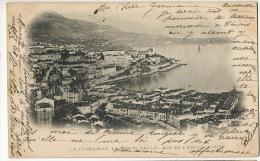 La Condamine Et Monte Carlo Vus De L Observatoire - La Condamine