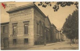 Charleroi  Université Des Beaux Arts Flamme Jeu De Balle Grand Prix Au Profit Des Invalides 13 Juillet 1930 - Charleroi