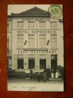Hotel Du Progres Cafe Restaurant - Diest