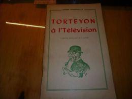 CB6 LC121 Théatre Wallon Henri Tournelle Quaregnon Torteyon à L'télévision - Théâtre