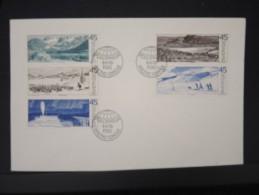 POLAIRE-Enveloppe F.D.C. De Suede En 1970         P5854 - Polar Philately
