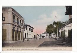 Breadfruit Street - LAGOS / Southern Nigeria / Comptoir Henri Dupuy - Nigeria
