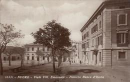 Nuoro -banca D'italia      -veduta 1900 - Nuoro