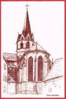 Rouffach Église Notre Dame De L'Assomption - Rouffach