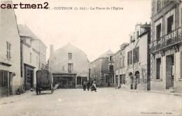COUERON LA PLACE DE L'EGLISE 44 - Francia