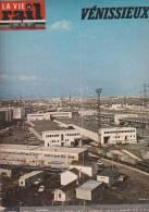LA VIE DU RAIL -N° 1326 -1972 - ARTICLE SUR LA MODERNISATION DU DEPOT DE VENISSIEUX - Automóviles & Transporte
