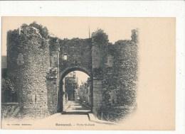 Bonneval Porte Saint Roch Cpa Bon état - Bonneval