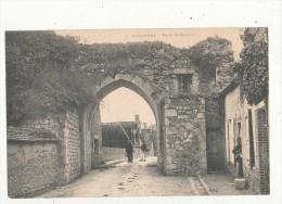 Bonneval Porte De Boisville Cpa Bon état - Bonneval